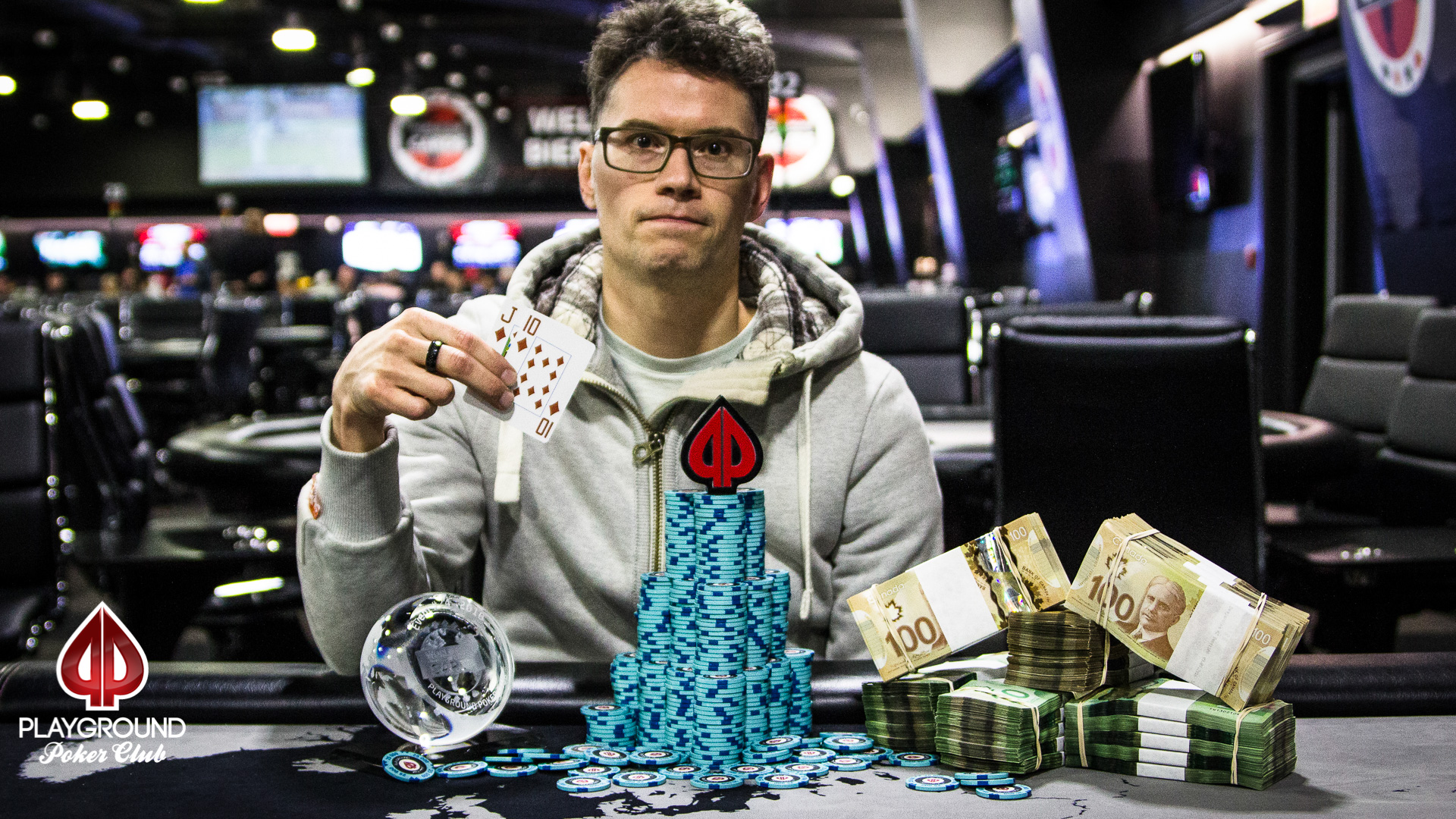 Brady Hinnegan wins the CPPT World Cup of Cards