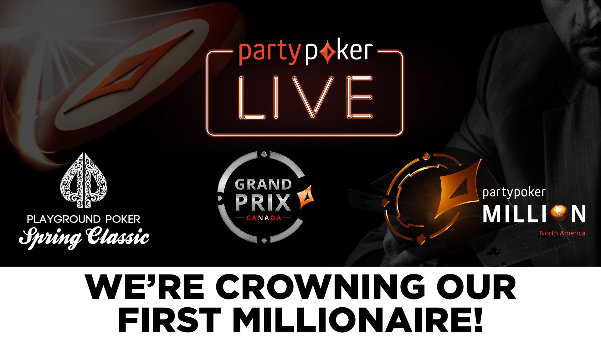 Playground to Crown its first Millionaire!