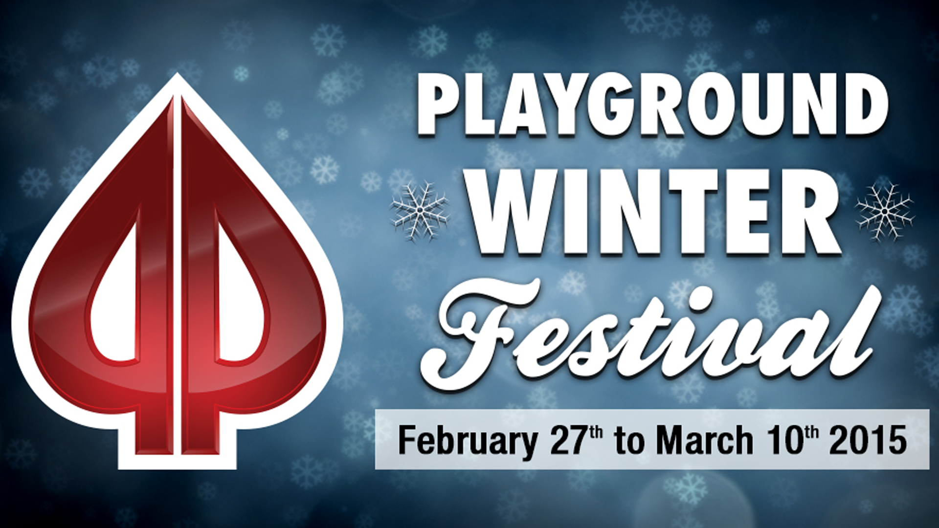 Winter Festival: $867,539 paid out!