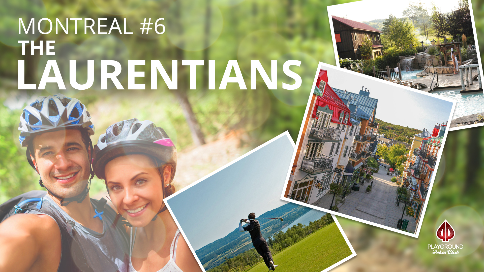 Number 6 on our Top 10 – The Laurentians