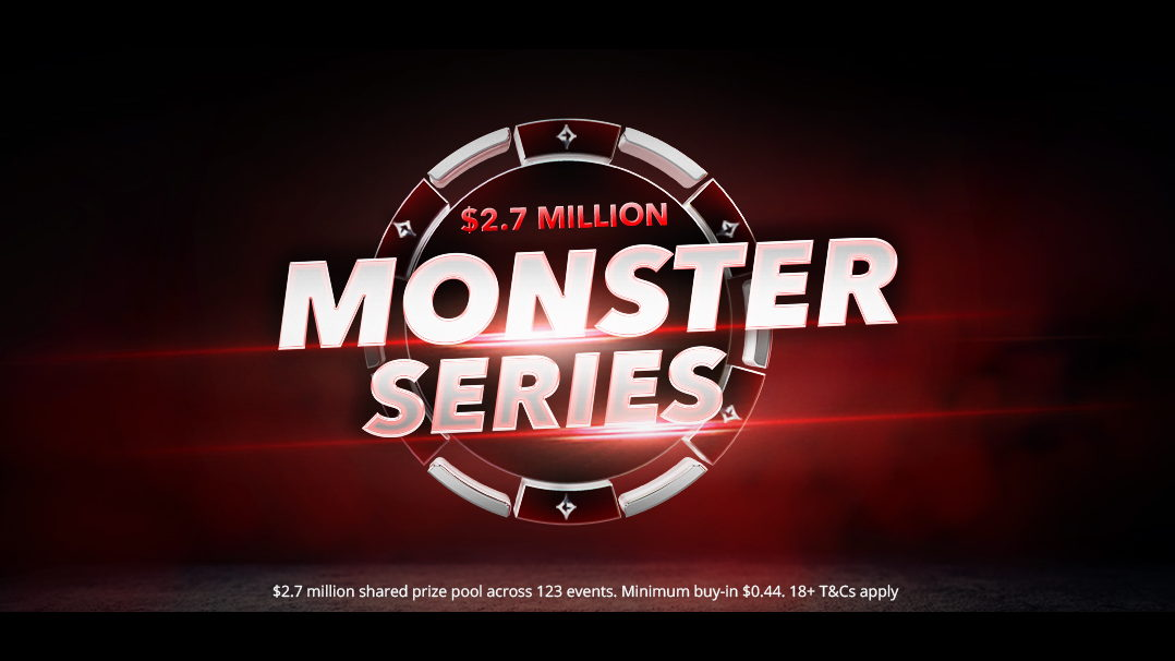 Announcing the Monster Series!