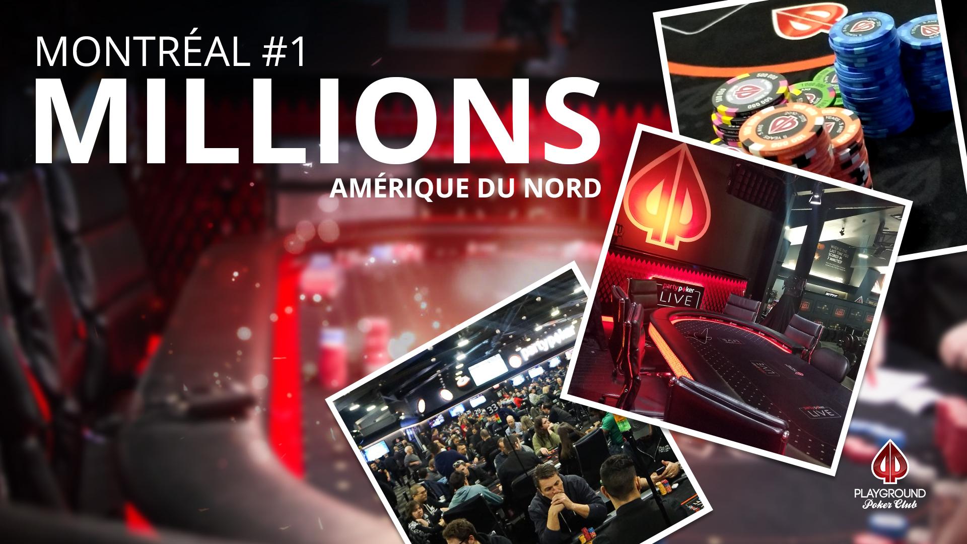 Top 10 raisons de voyager à Montréal pour le MILLIONS Amérique du Nord – première place!