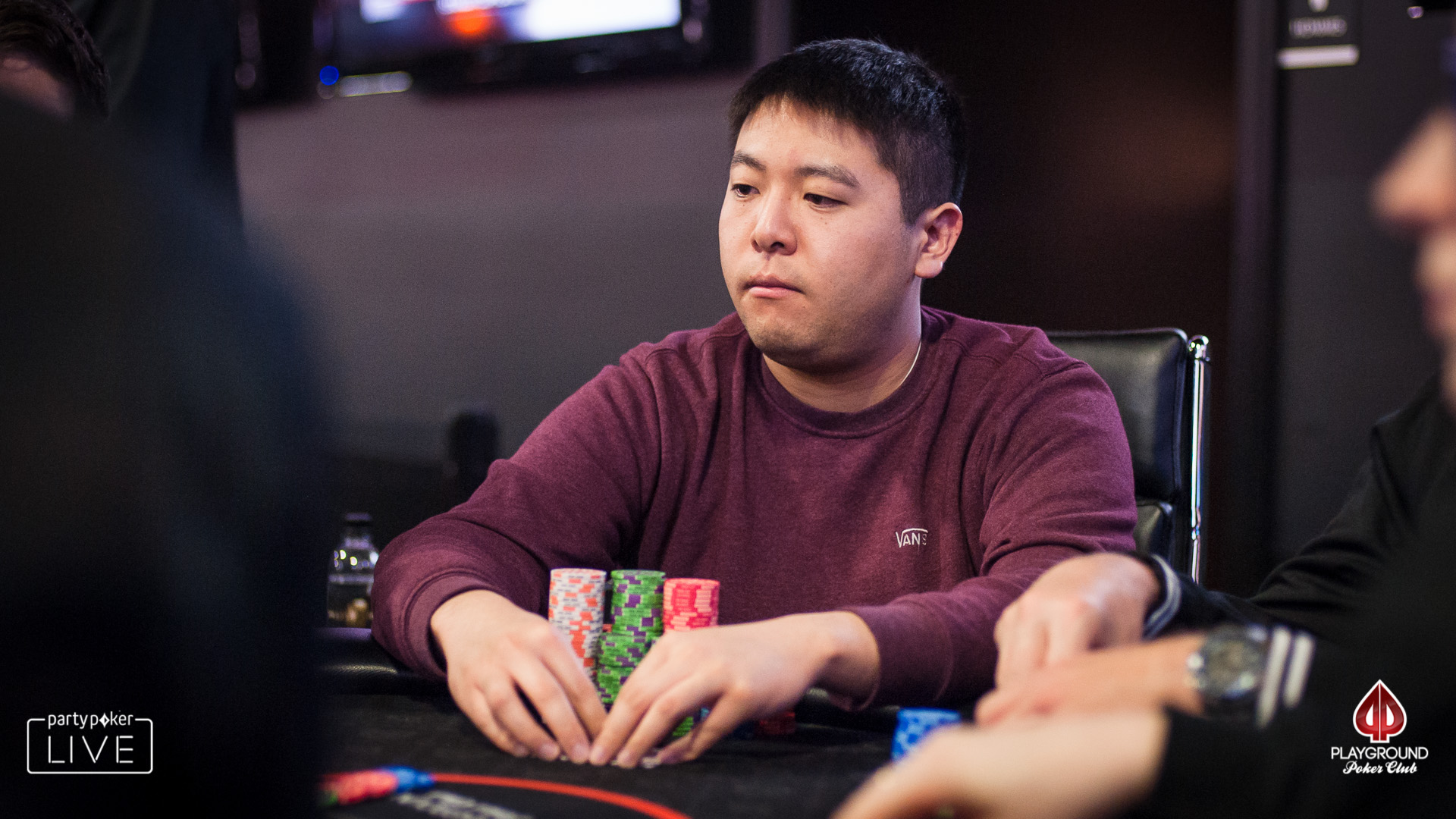 Brian Yoon crushed Day 2A