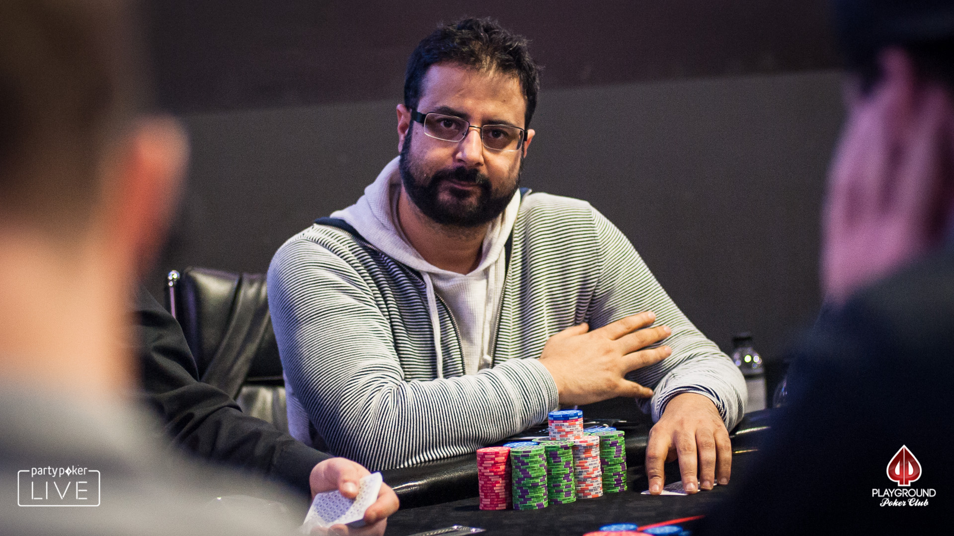 148 players bag chips on Day 2B