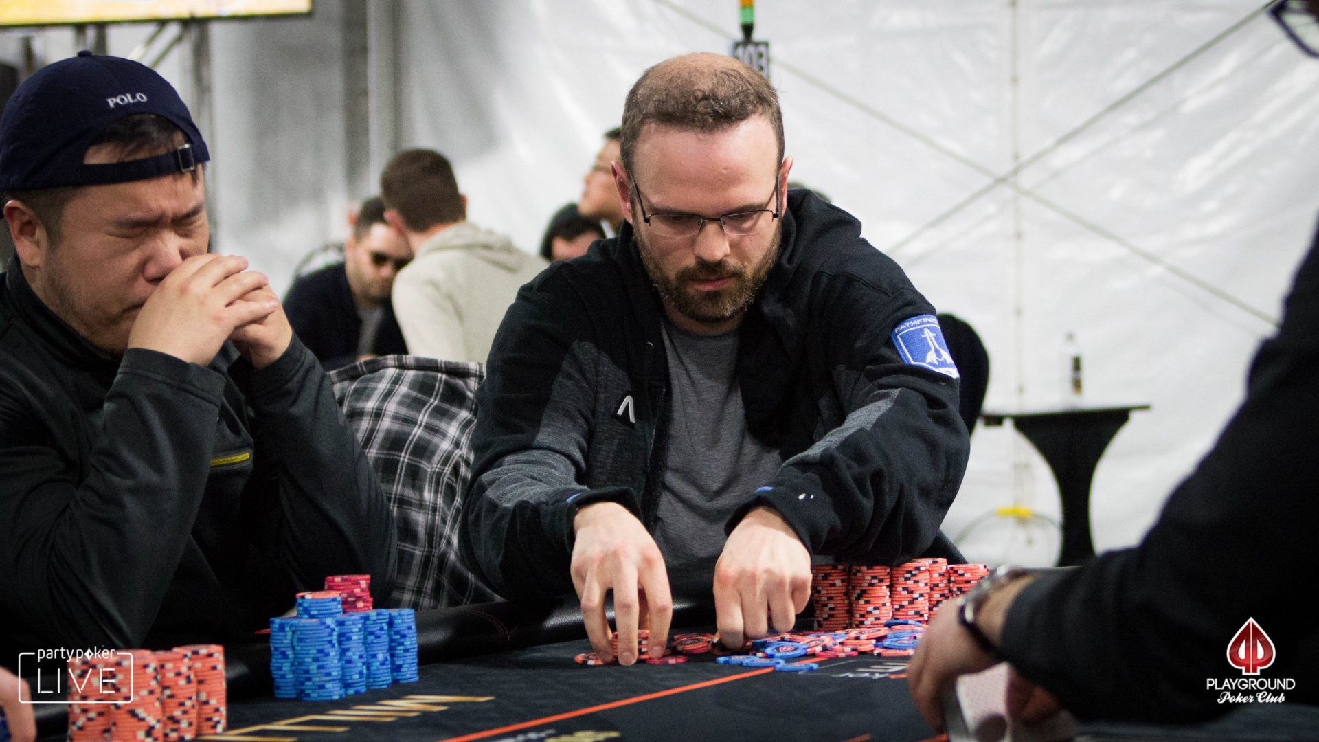 MILLIONS Turbo Day 1A: Chips in the bag