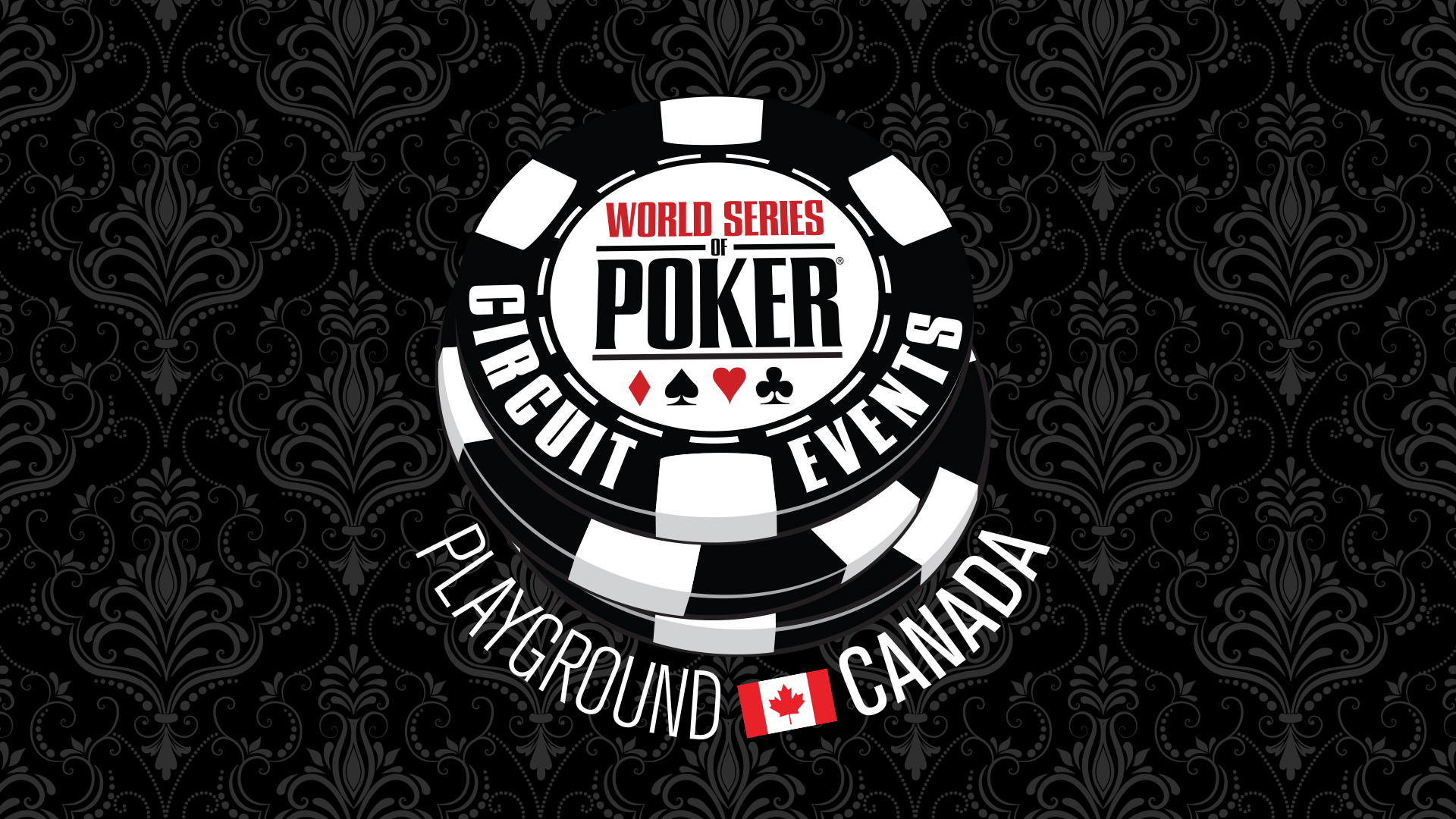 WSOP-C Playground – the full schedule!