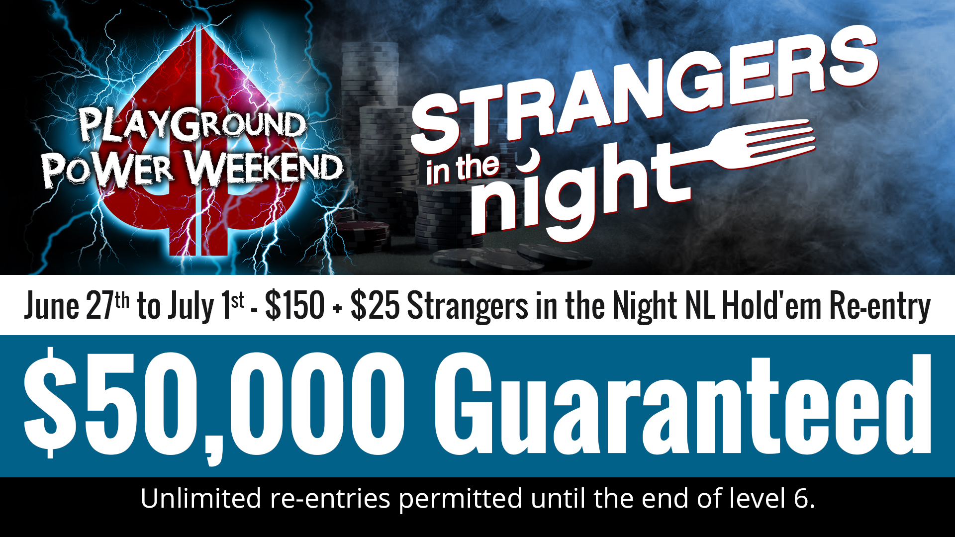 Strangers in the Night Day 2 seating draw (with counts)