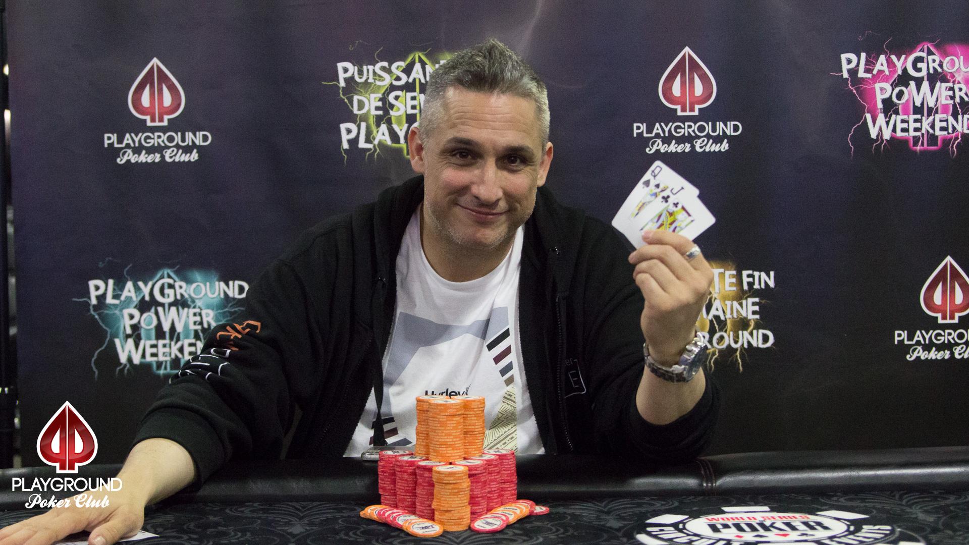 Event #5 Champion: Jean-Francois M
