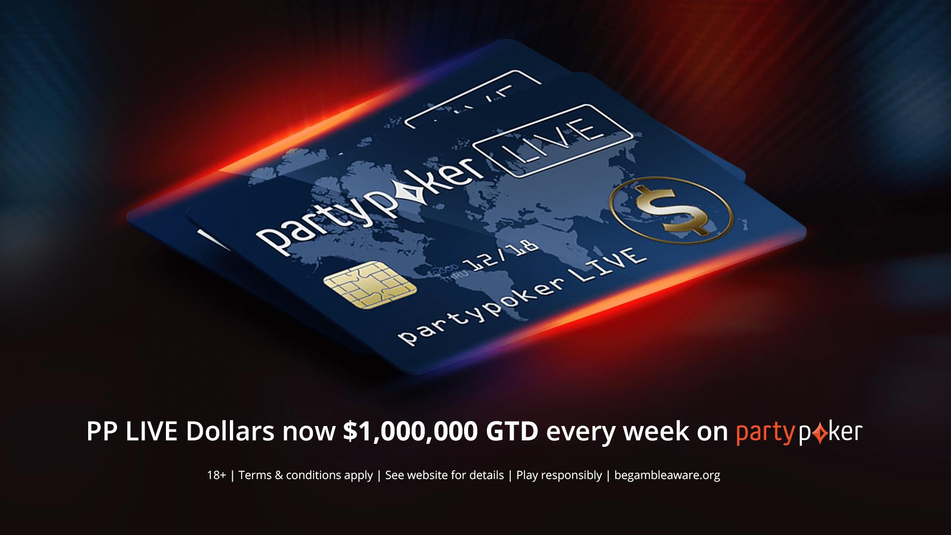 Now $1.1M weekly in PP LIVE Dollars satellites!