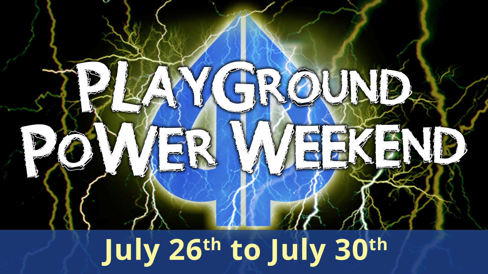July Power Weekend – SIX-PLUS has arrived!