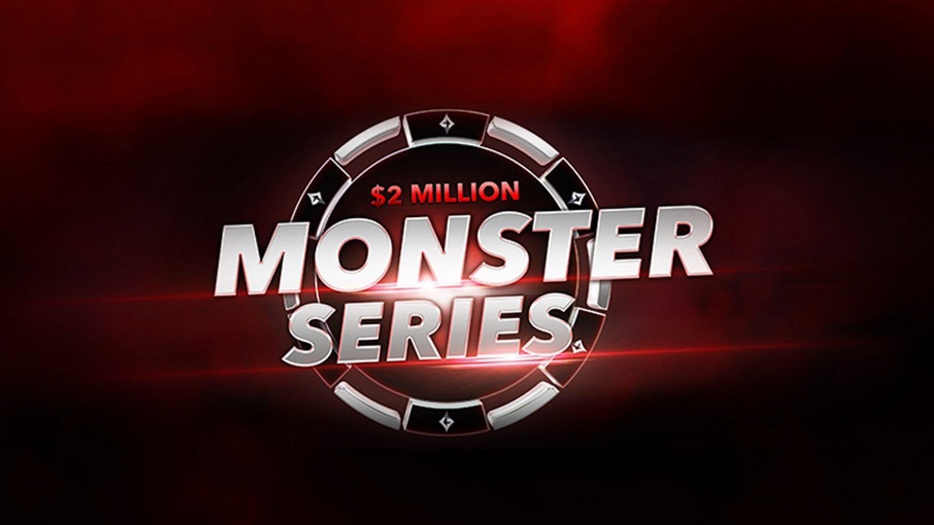 Le Monster Series revient!