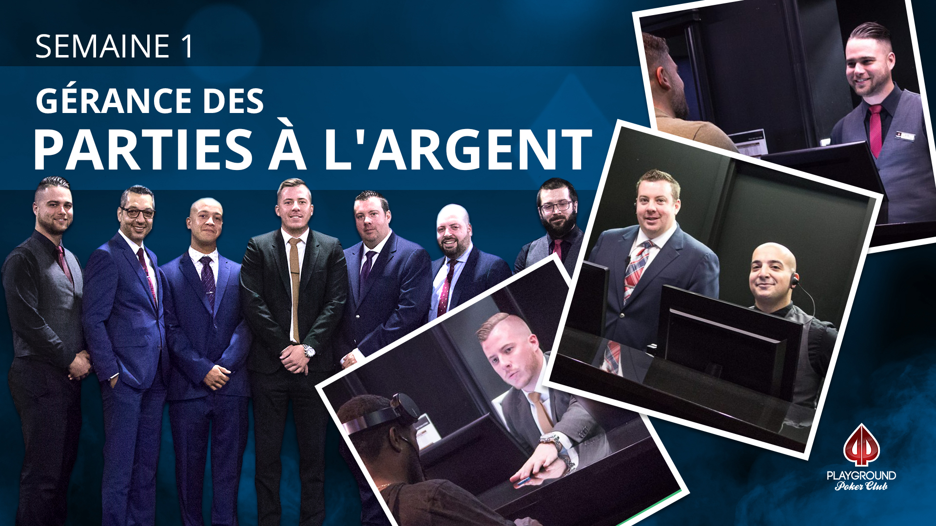WPT Montreal: Guide Essentiel du Playground Poker Club