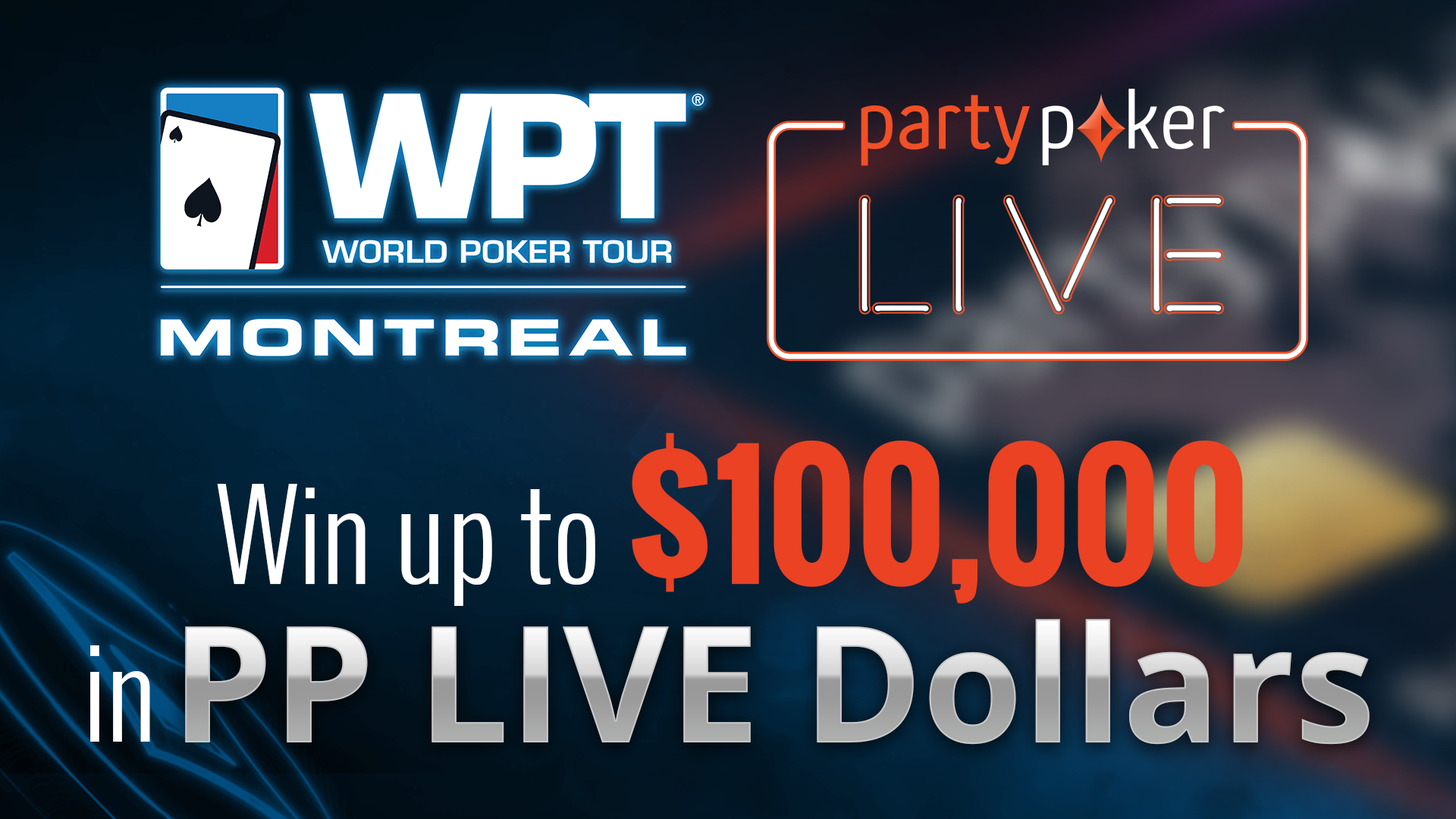 $200K up for grabs at the WPT Montreal!