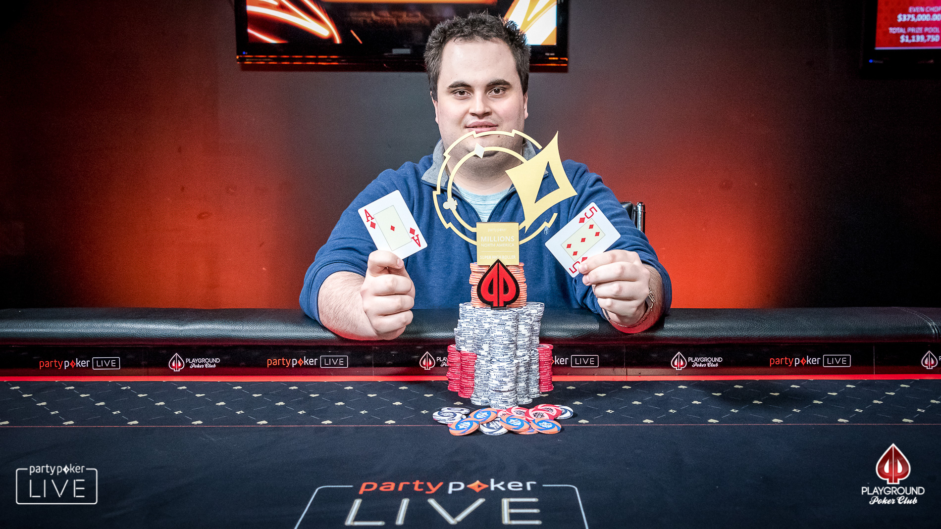 MILLIONS Online Day 1B: The cup is (more than) half full