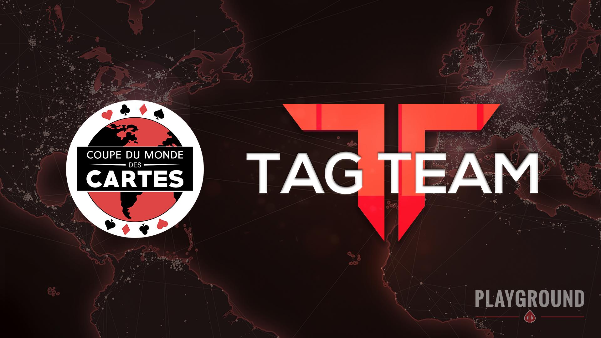 Un tournoi Tag Team à l'entrée du WCC!