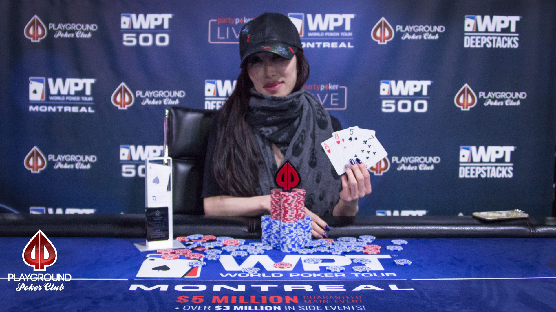 Our PLO Champion: Lynn Phan!