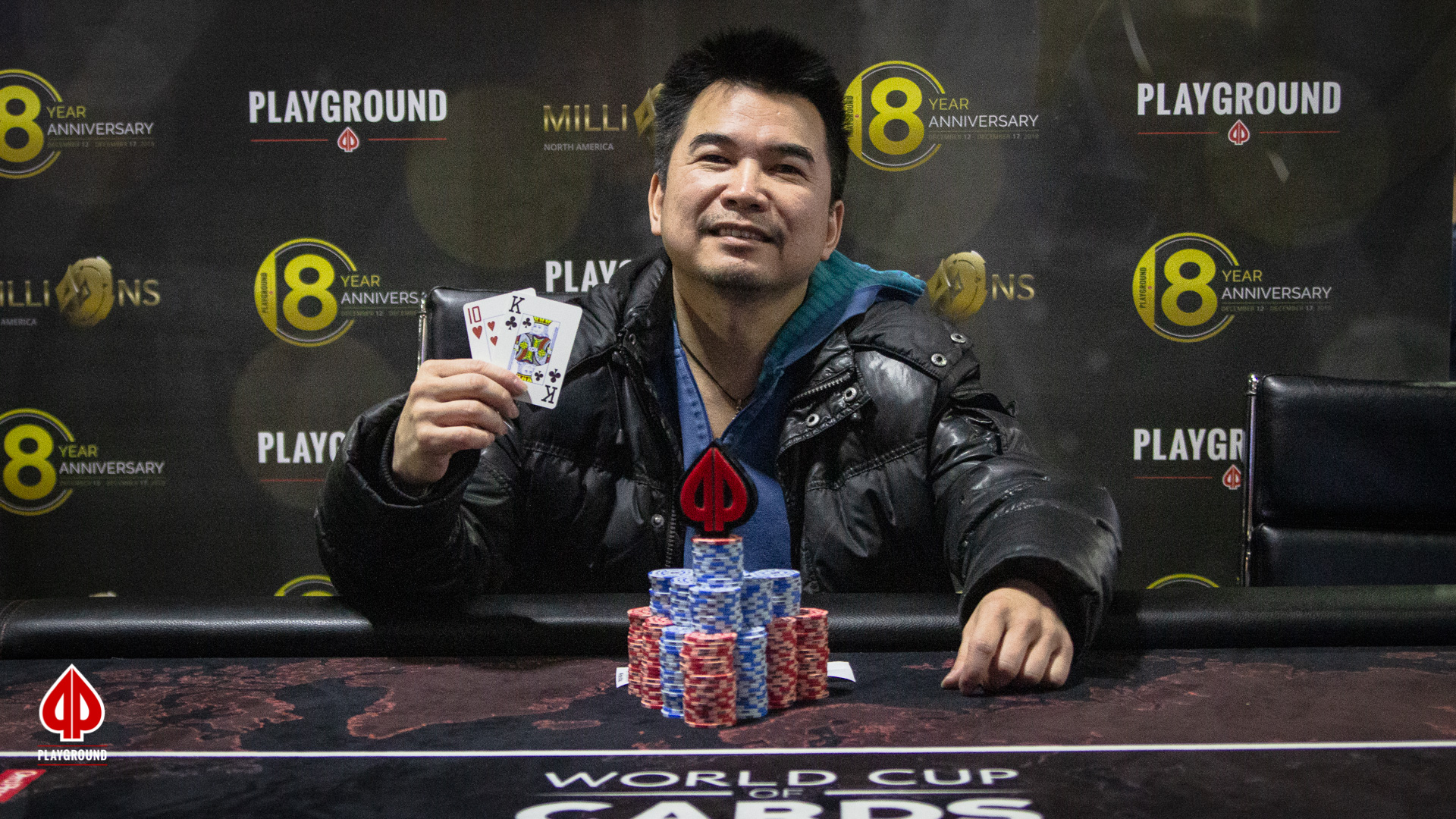 Minh Chi Nguyen is the Megastack Turbo Champ