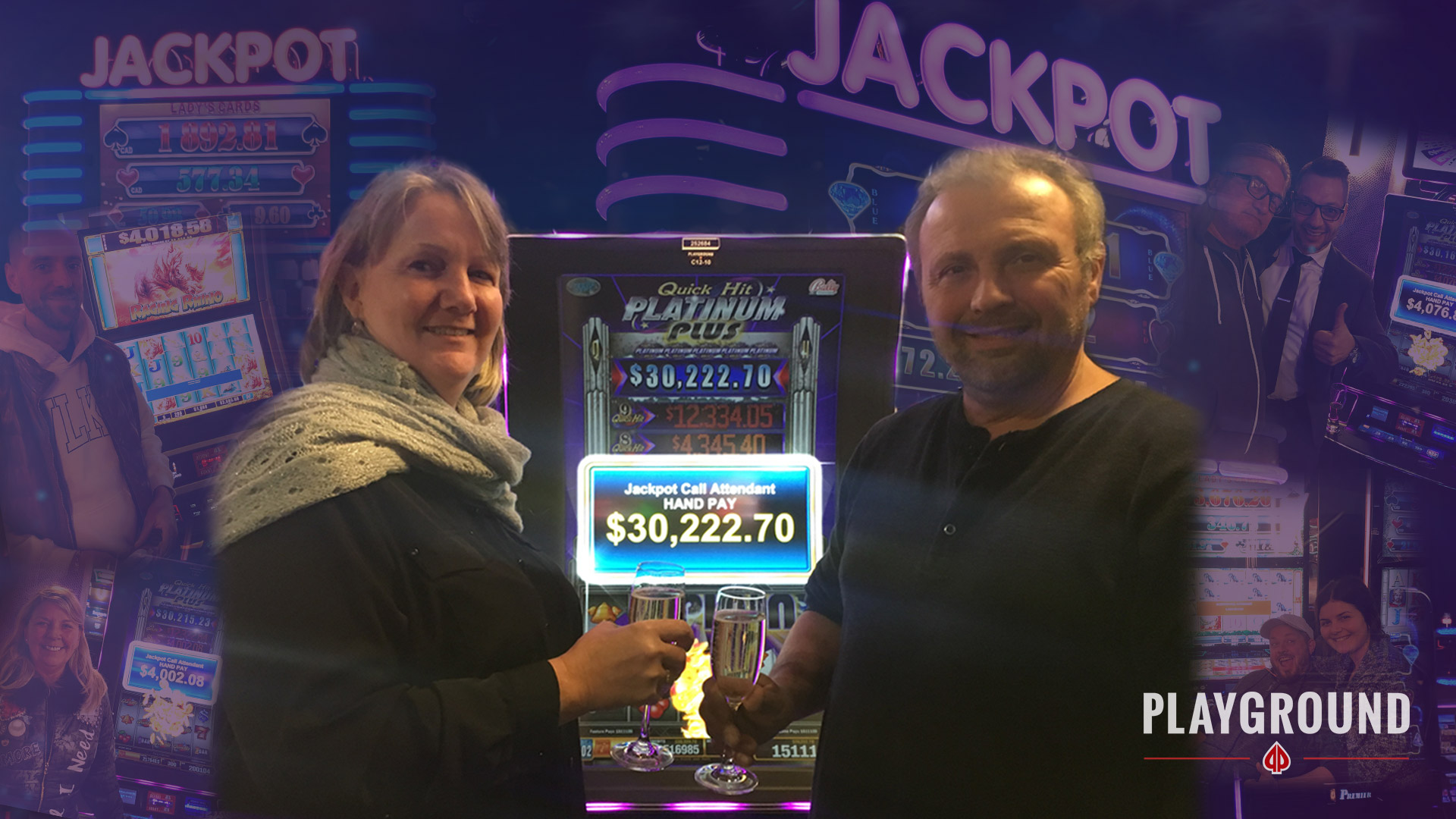 Our biggest Jackpot to date!
