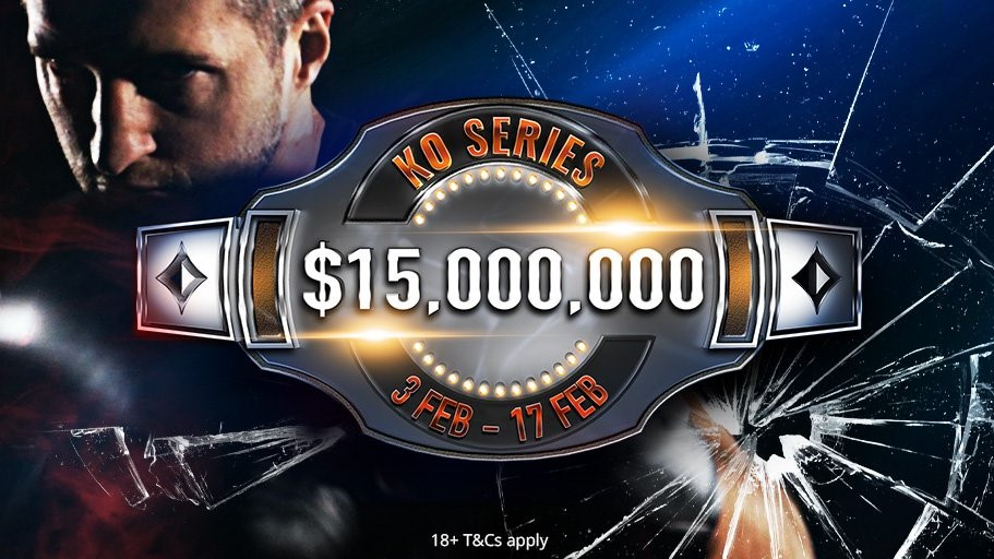 The KO Series returns to partypoker