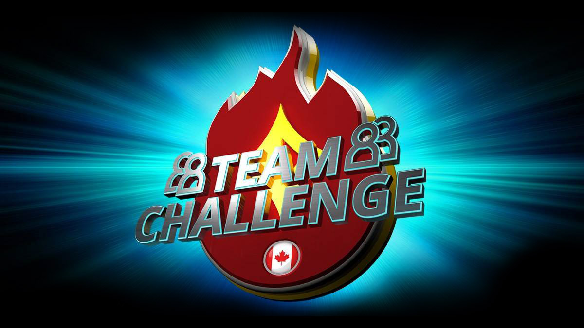 partypoker presents: the Canada Team Challenge