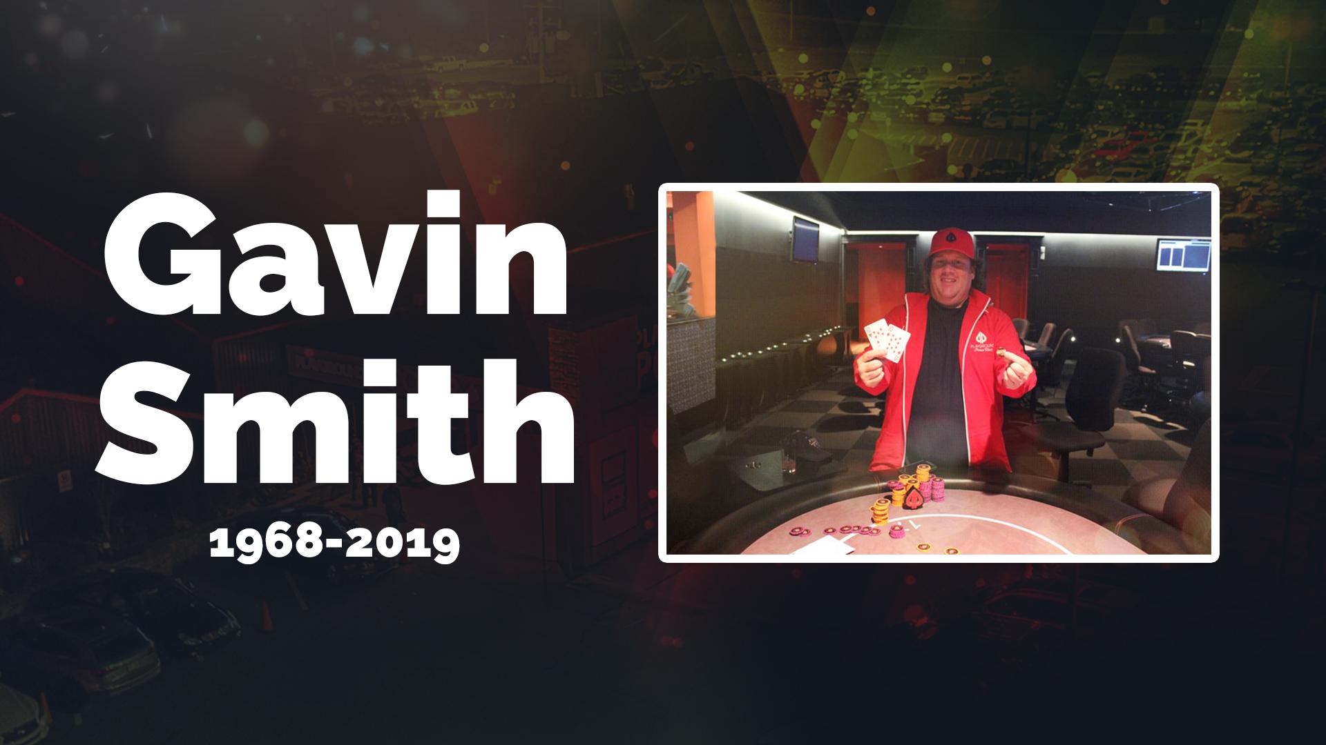 Gavin Smith s'éteint dans son sommeil