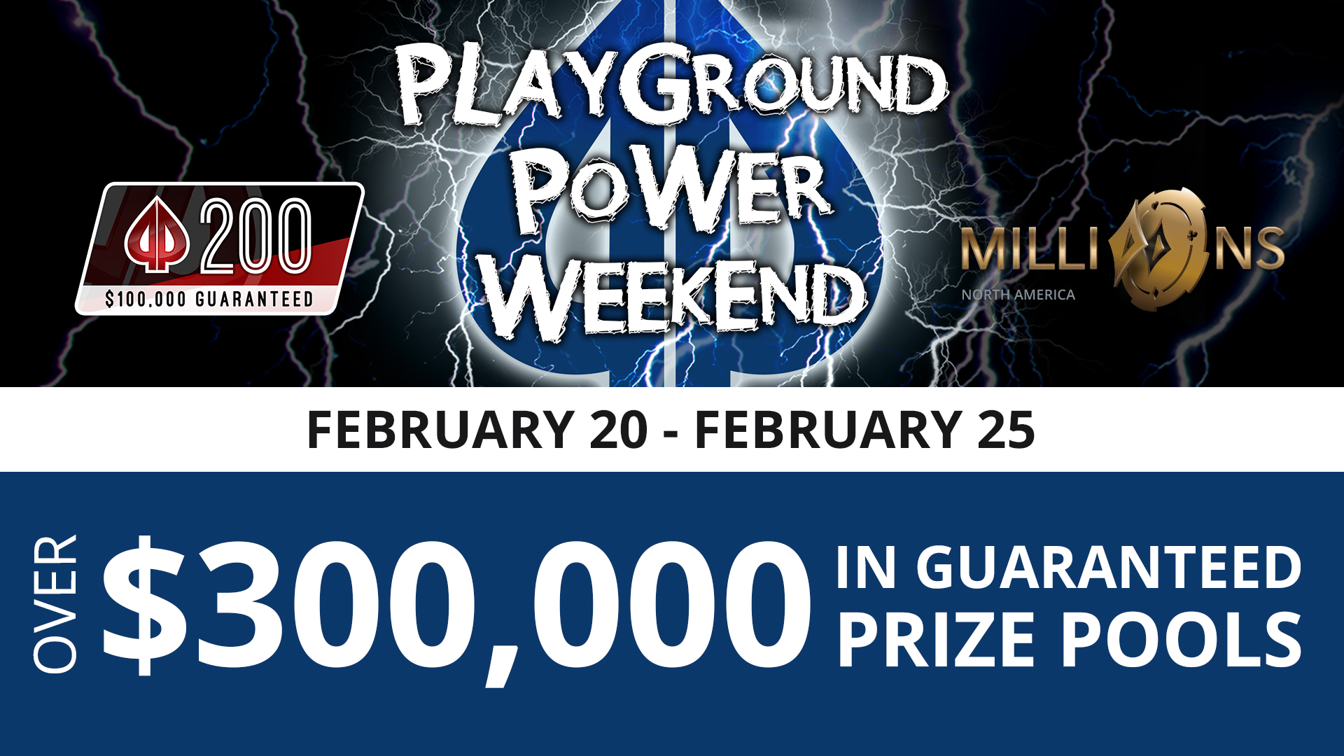 The February Power Weekend