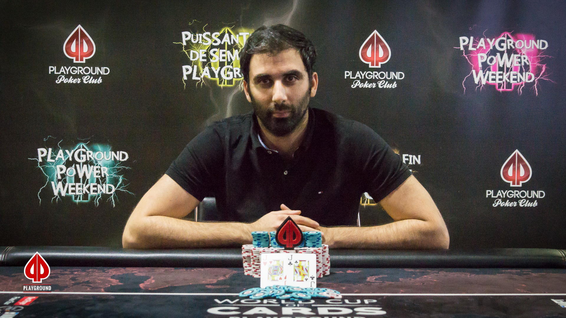 Event #5: Ahmad Baalbaki is the champion