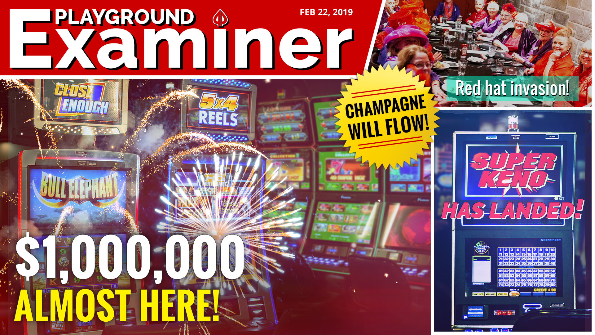 The $1,000,000 Jackpot milestone is close!