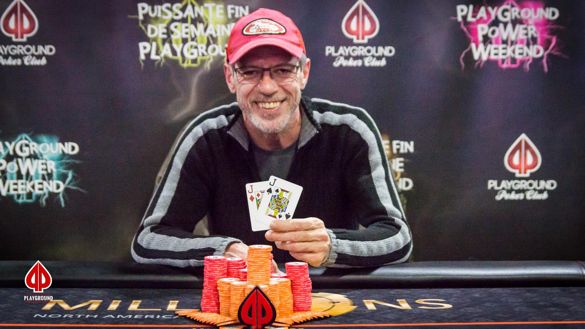 Peter Maltais: Deepstack Turbo Champion