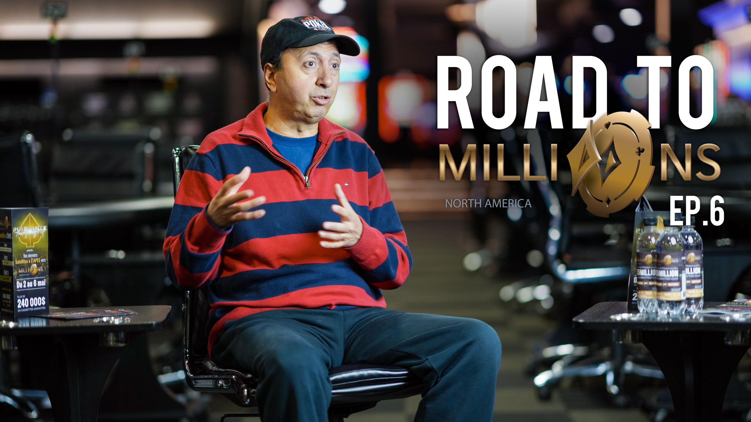 Road to MILLIONS – Episode 6