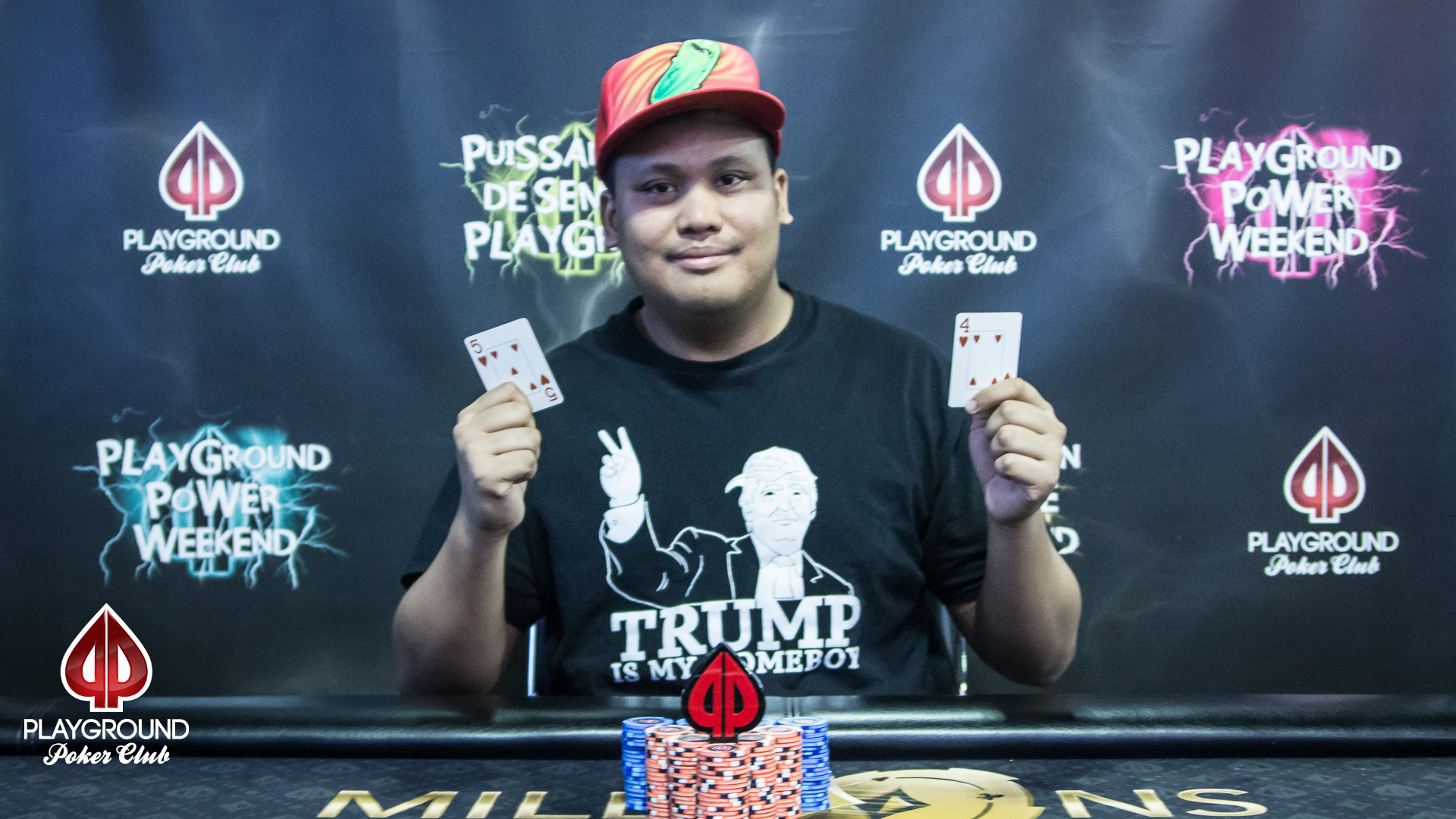 Event #2 Champion: Kevin Javier