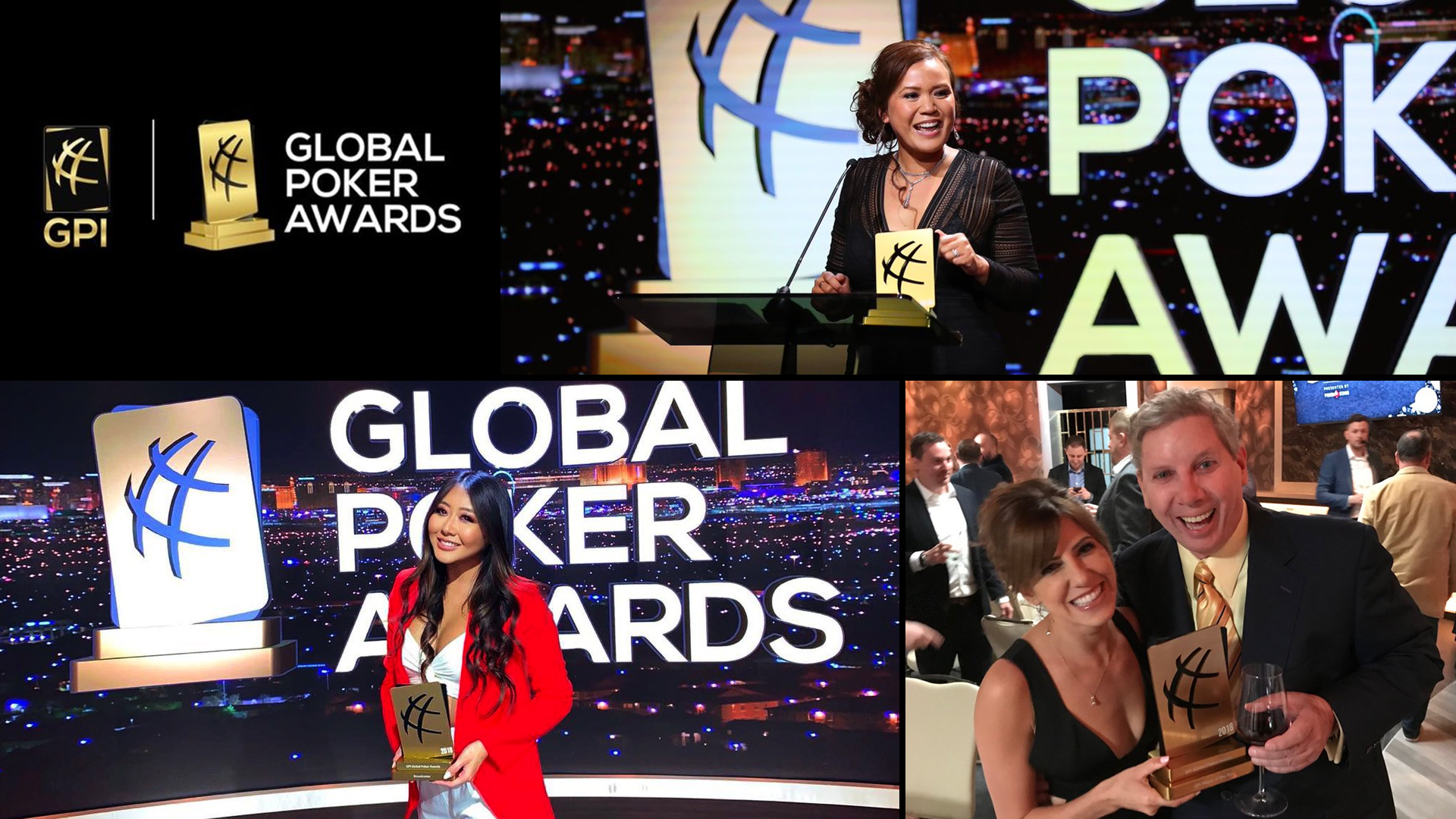 Global Poker Awards Highlights