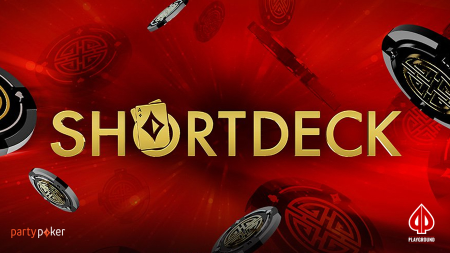 partypoker launches Texas Hold'em SHORTDECK