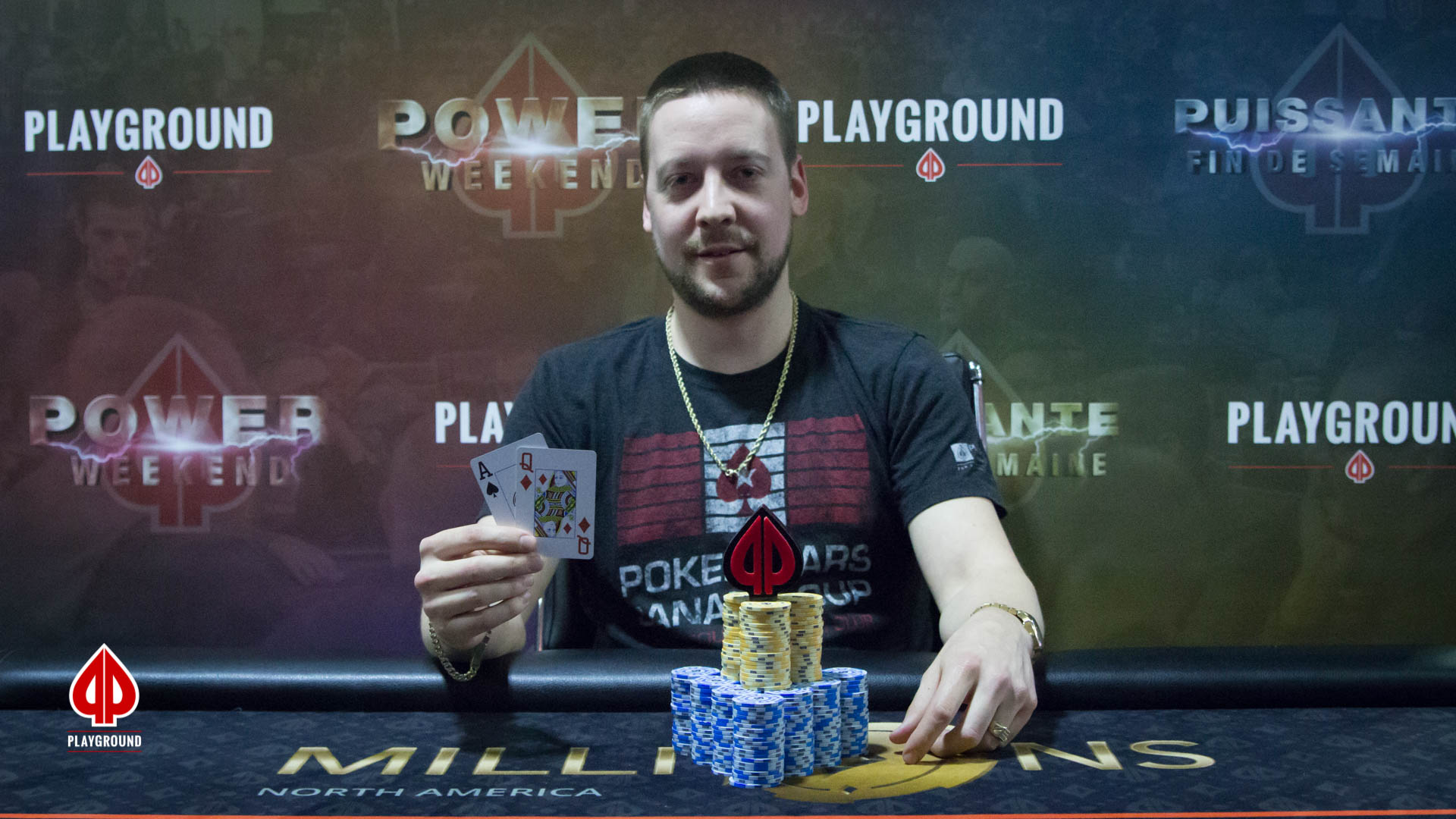 Event #1 Champion: Jonathan Jette-Prince
