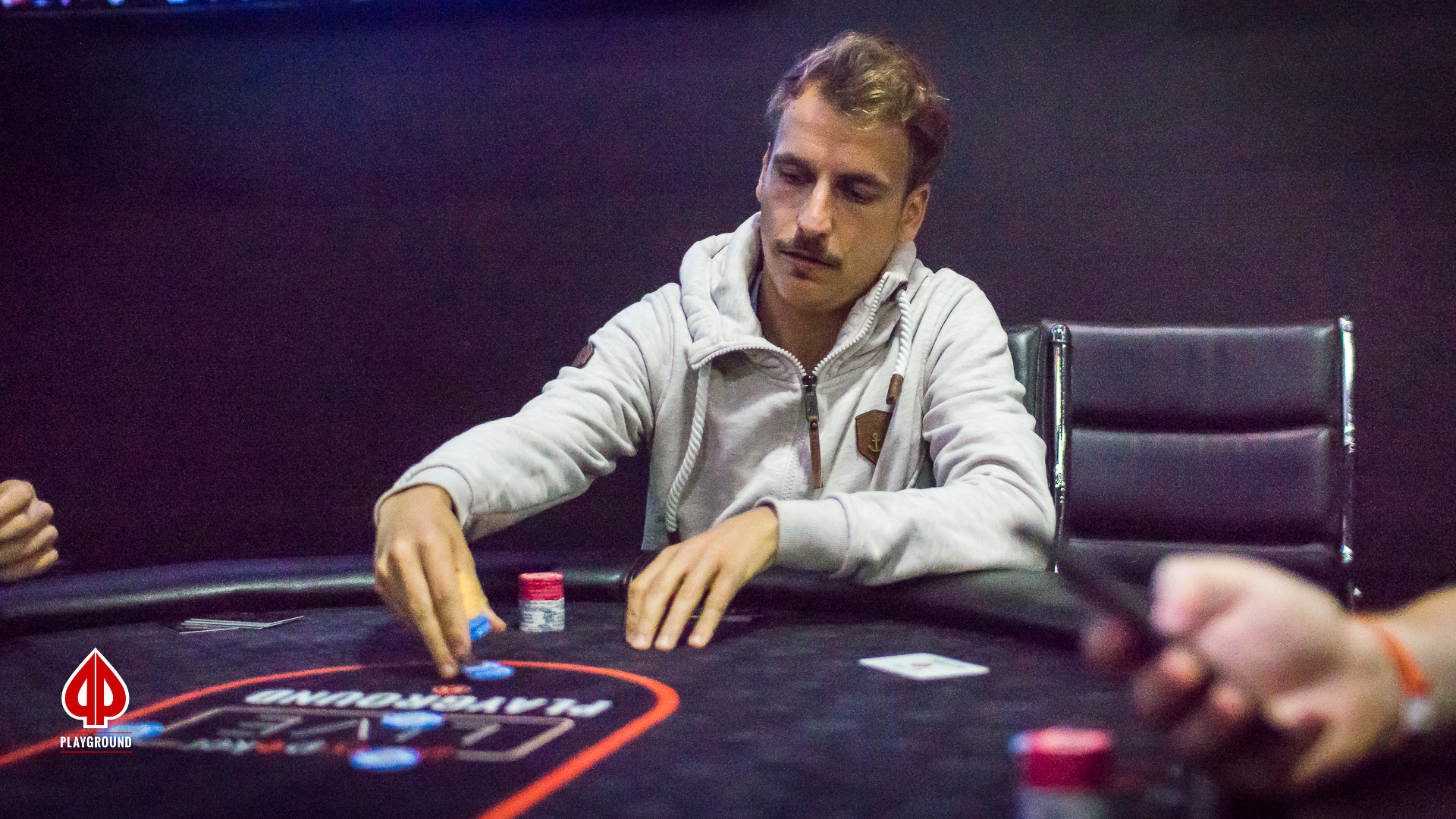 Philipp Gruissem has joined the action