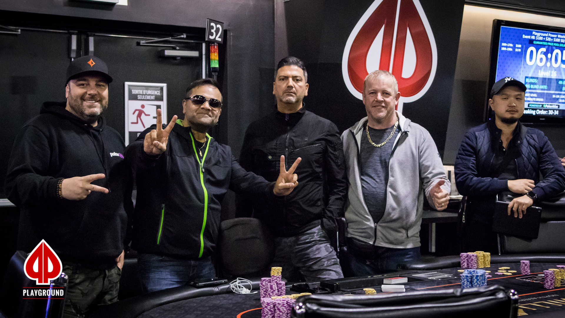 Here are 8 MILLIONS Main Event ticket winners!