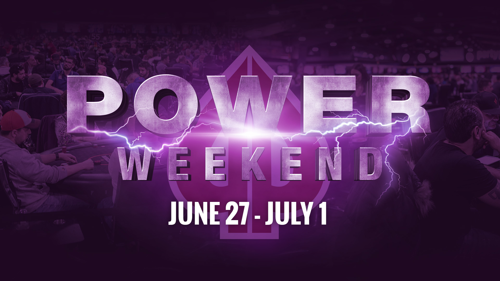 A Power Weekend in June