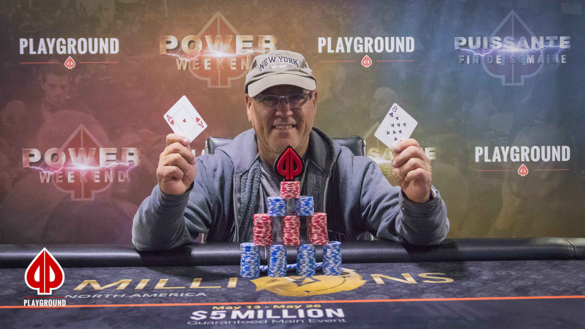 Event #6 Champion: Jacques Berthiaume