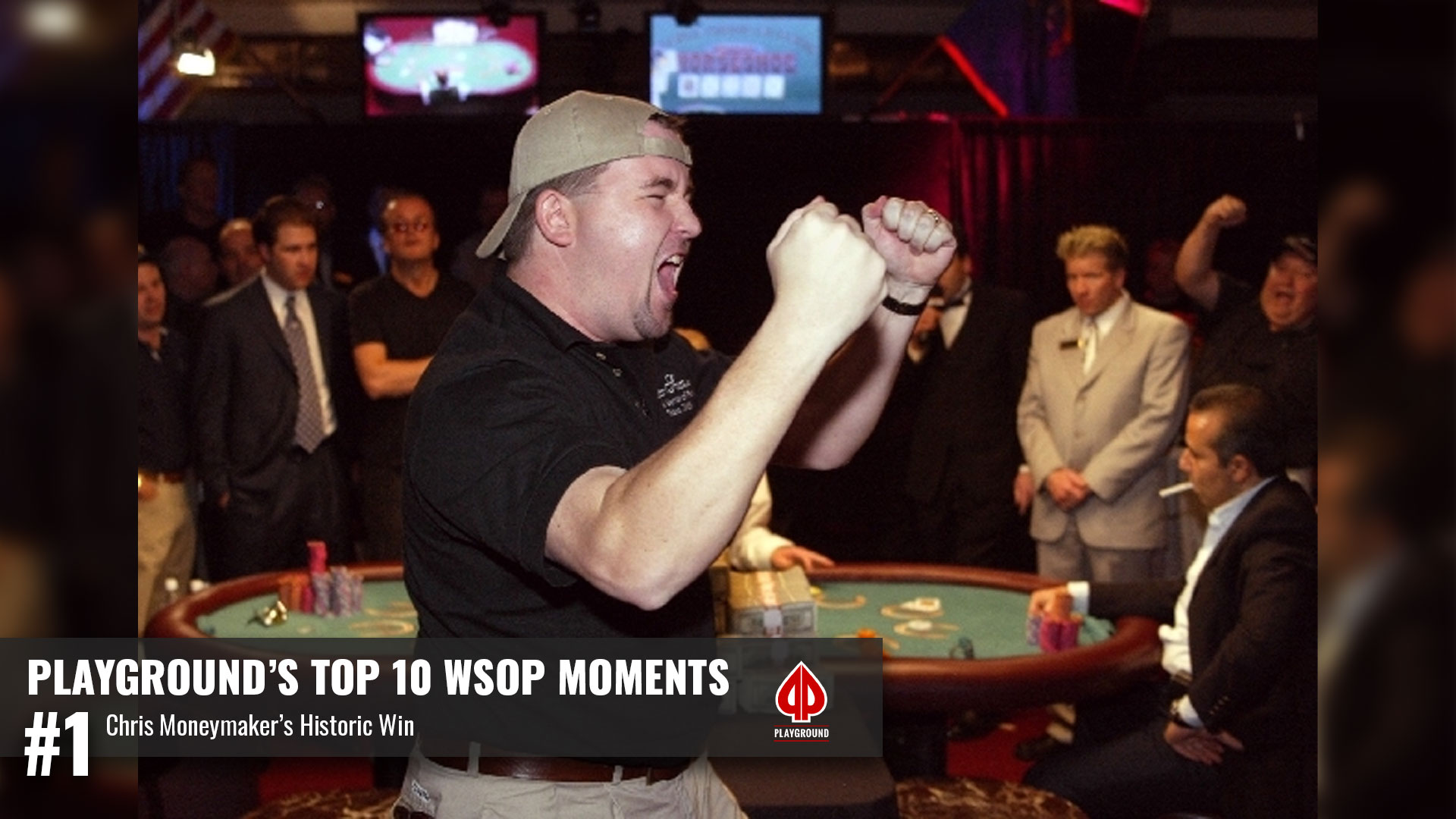 The Top Moment in WSOP History – Part Three