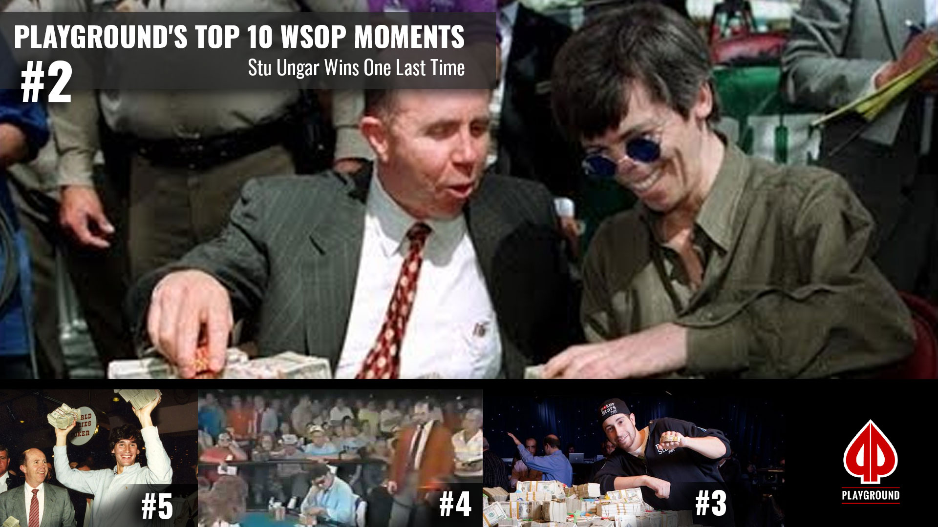 Top Moments in the History of the World Series of Poker – Part Two