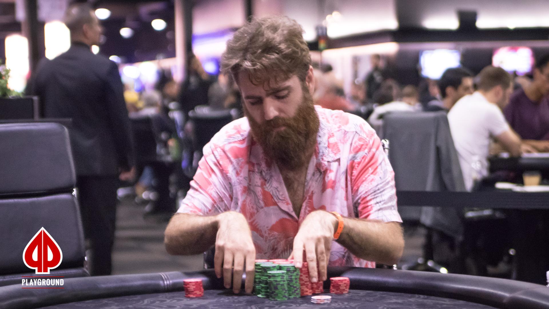 Roussy Majeau On A Mission Latest Poker News Partypoker Live