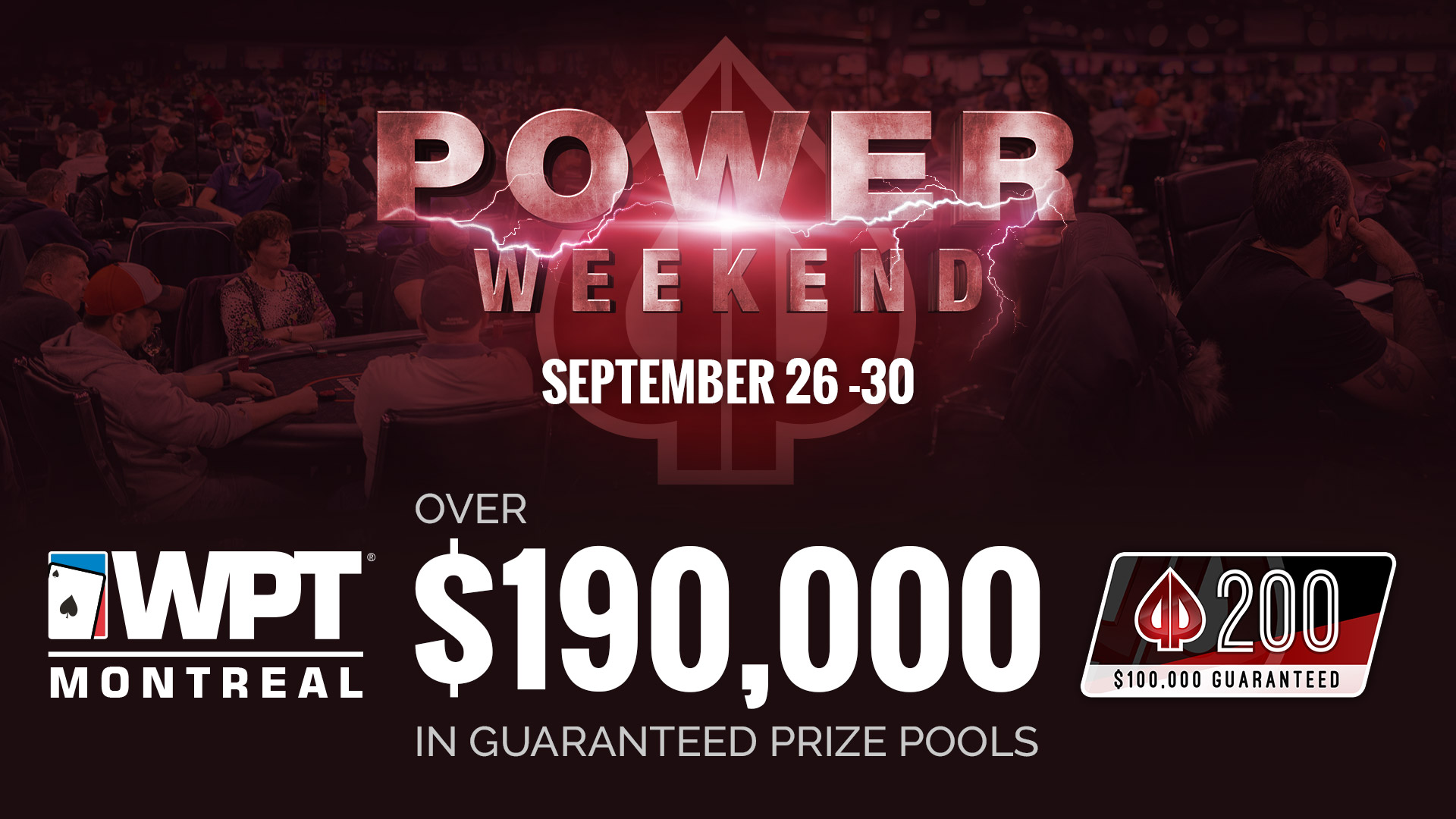 A Five-day Power Weekend