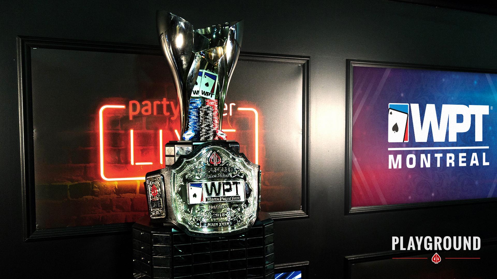 WPT Montréal – L'Horaire Complet