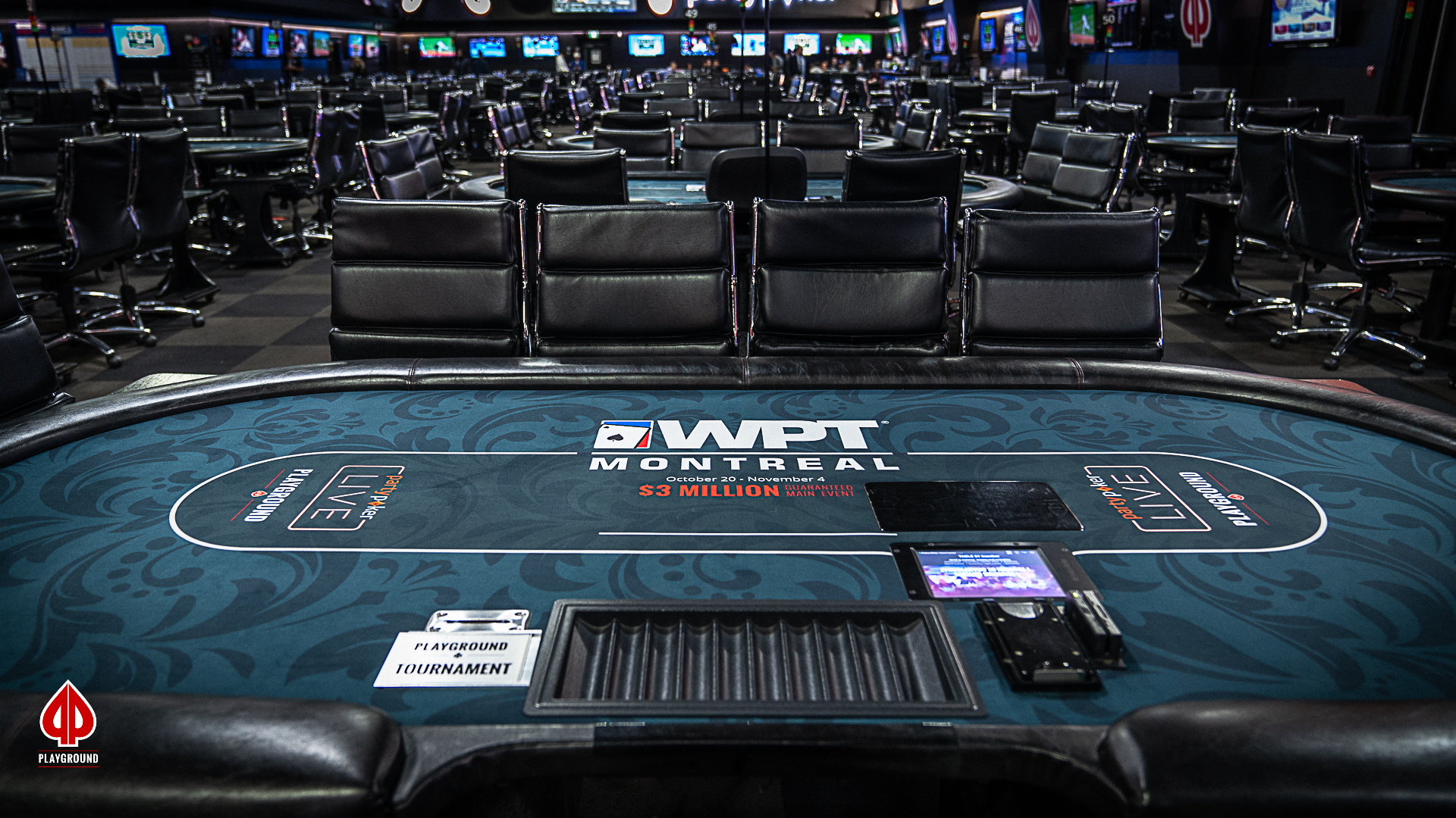Main Event and WPT500 Satellites