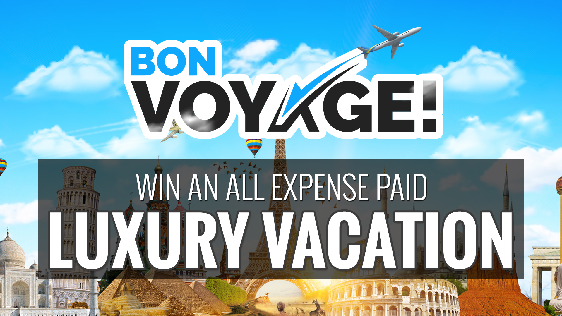 Playground wants to wish you Bon Voyage!