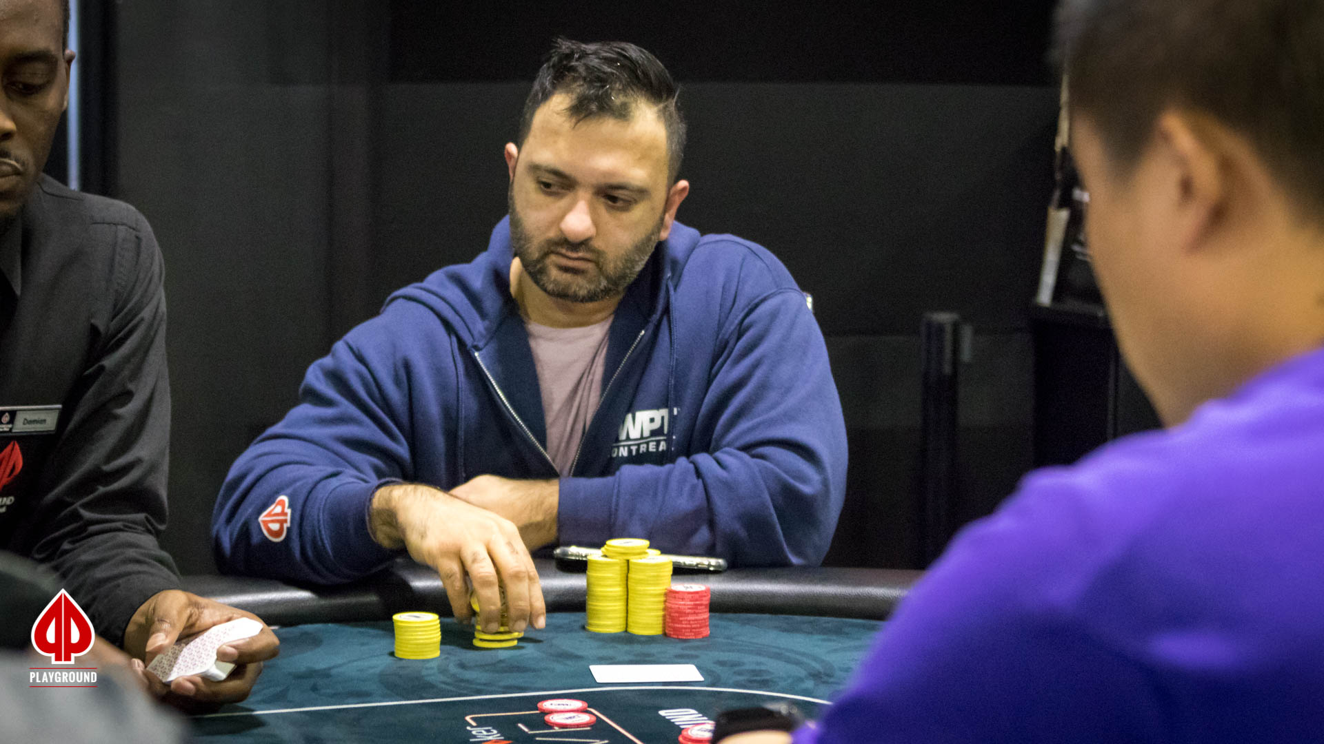 Semaan counterfeited, finishes in fourth