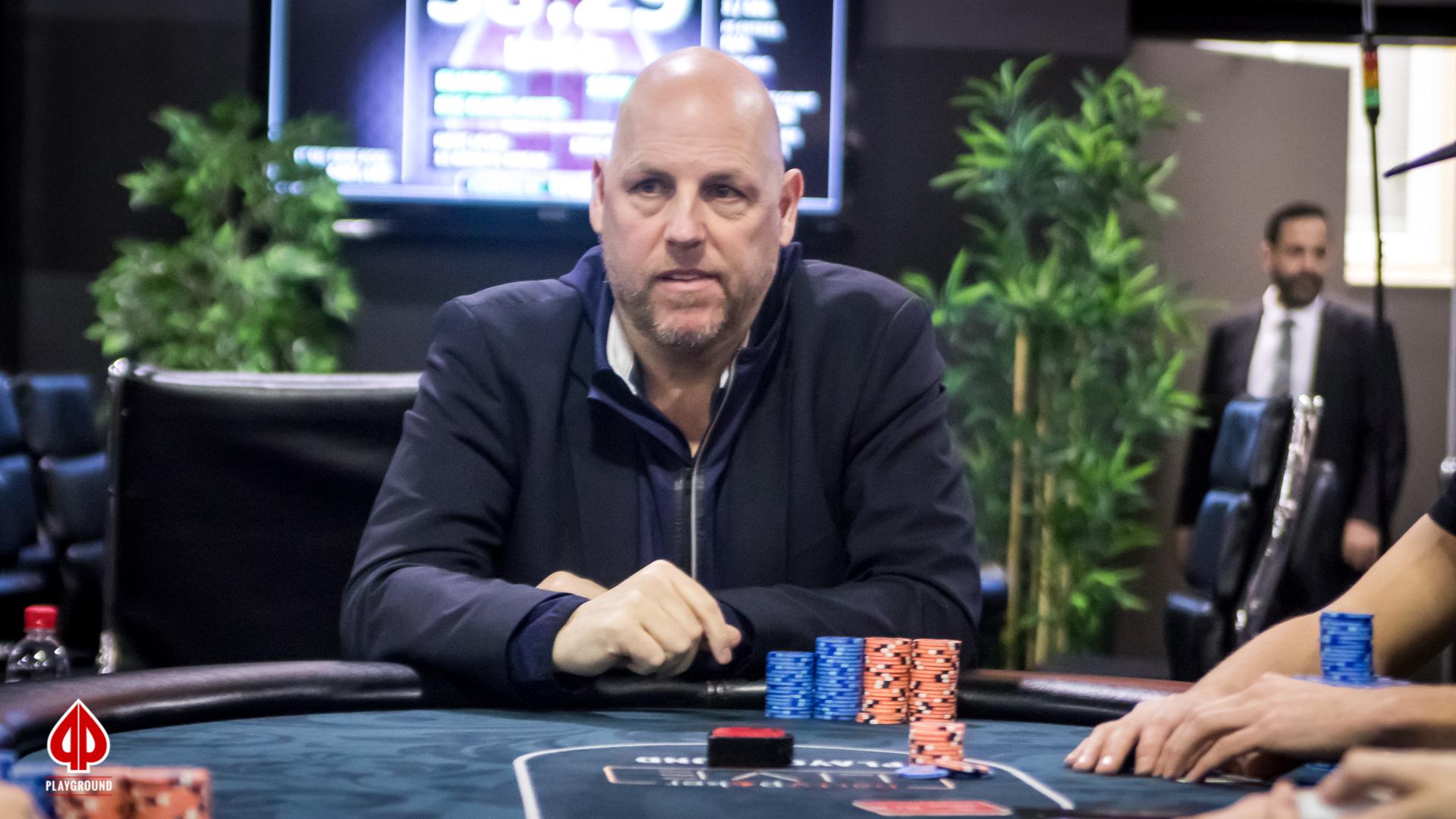 Third place: Patrick Quinn, $72,980