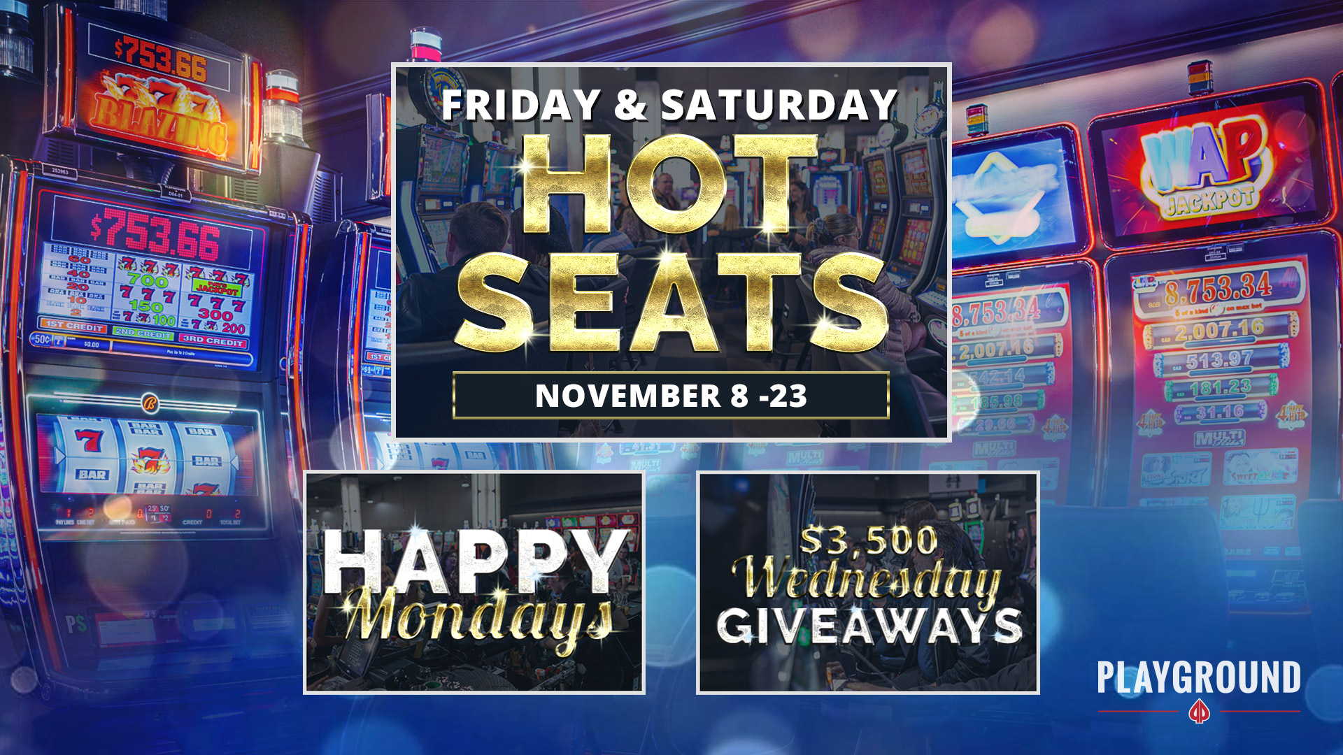 Over $15,000 in Weekly Cash and Prizes!