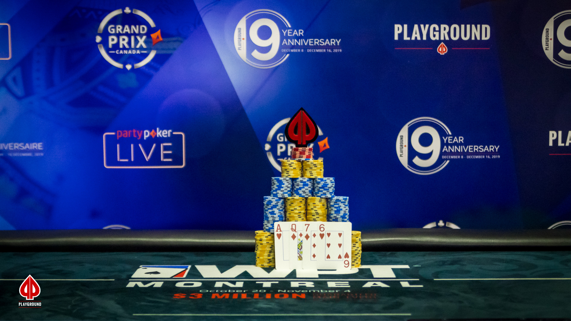 St-Louis takes down the $200 + $20 PL Omaha Re-entry tournament
