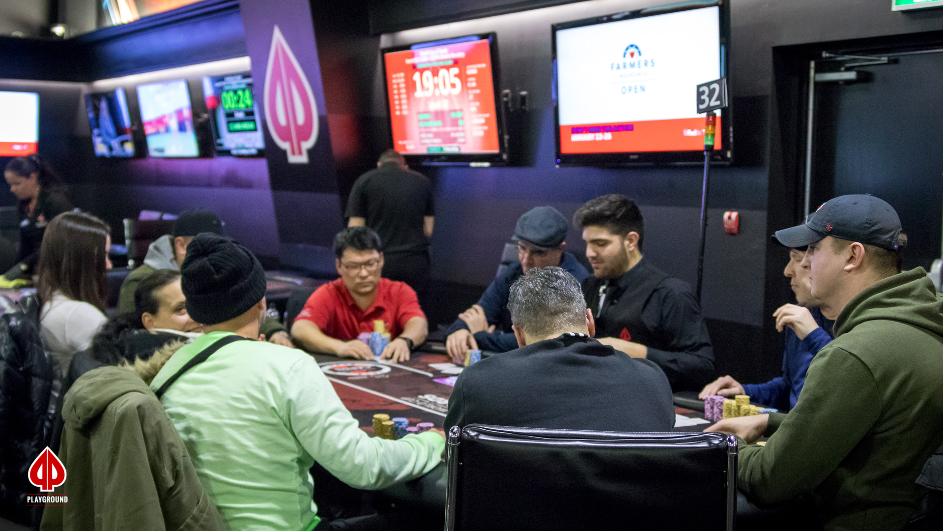 The final table has made a bubble deal